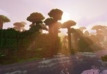 Sildur's Shaders pack for Minecraft