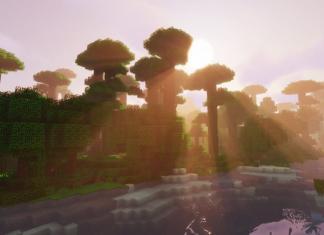 Sildur's Shaders pack for Minecraft