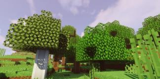 Woodland Resource pack for Minecraft