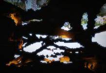 Worley's Caves mod for Minecraft