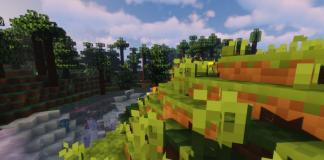 4x4 Textures pack for Minecraft