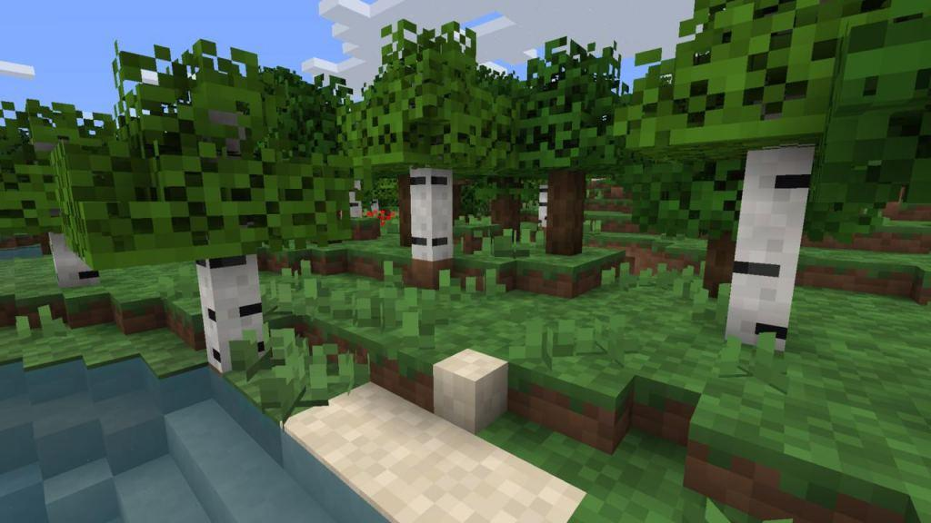 4x4 Textures pack for Minecraft 1 13 2 - very simple and elegant