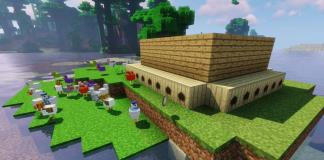 Chickens mod for Minecraft