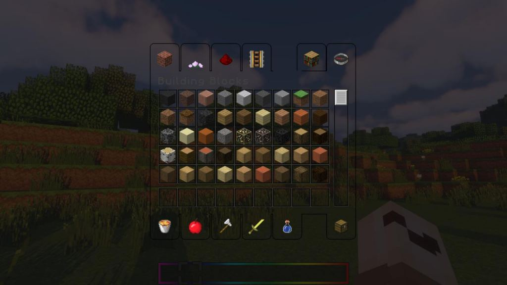 Chroma Faithful resource pack for Minecraft 1 13 2