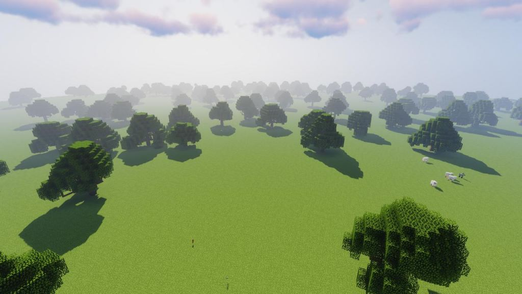 Dynamic Trees mod for Minecraft 1 12 2 - more natural and realistic