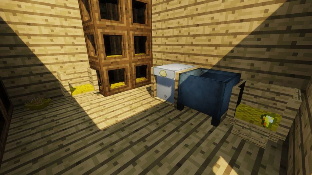Hatchery mod for Minecraft