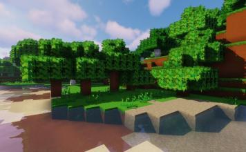 Lemonade resource pack for Minecraft - screenshot 5