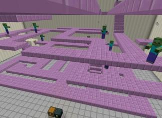 Metaplex map for Minecraft