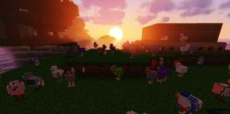More Chickens mod for Minecraft