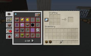 Nellik's GUI resource pack addon for Minecraft
