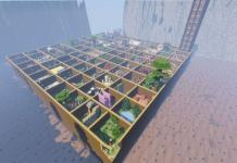 Parkour Paradise 2 map for Minecraft