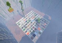Parkour Paradise map for Minecraft