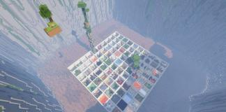 Parkour Paradise map for Minecraft