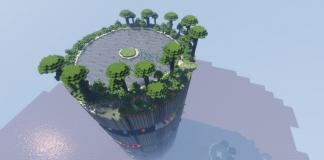 Parkour Spiral map for Minecraft - screenshot 3