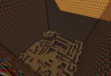 The Big 10 map for Minecraft