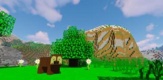 The Legend of Zelda resource pack for Minecraft