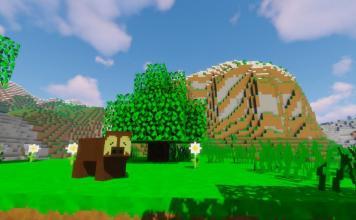 The Legend of Zelda resource pack for Minecraft