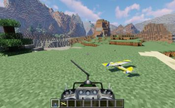 The RC mod 1.12.2 for Minecraft