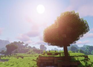 Trees of Stages mod for Minecraft