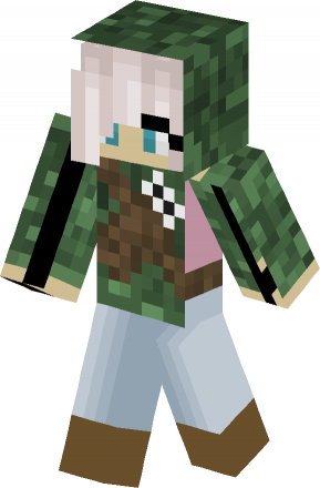 Adventure Girl With Bow And Arrow skin