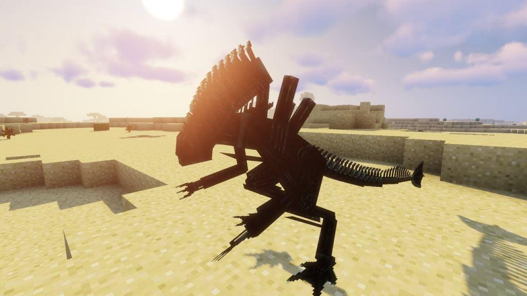 AlienVsPredator mod for Minecraft 3