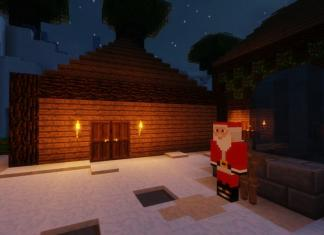 Christmas Redemption map for Minecraft 3
