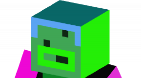Colorful Derp skin