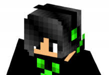 Creeper Skin Update skin