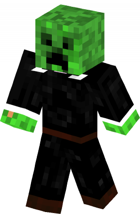 Creepersedge Creeper skin
