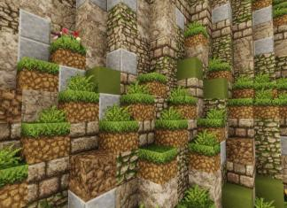 Erivale resource pack for Minecraft 5