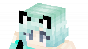 Minty The Fox skin