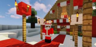 Noel Christmas mod for Minecraft 2