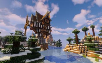 PixaGraph resource pack for Minecraft 1