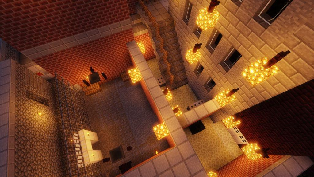 Resident Evil 2 map for Minecraft 4