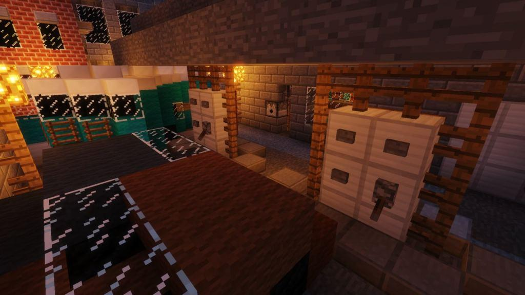 Resident Evil 3 map for Minecraft 5