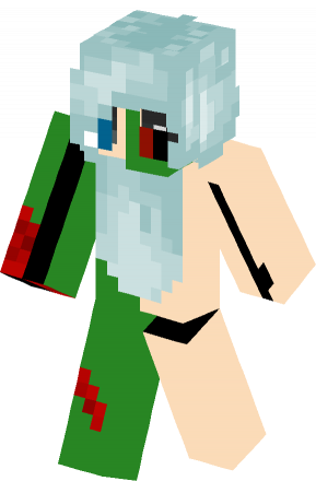 Terraria Nymph And Lost Girl skin