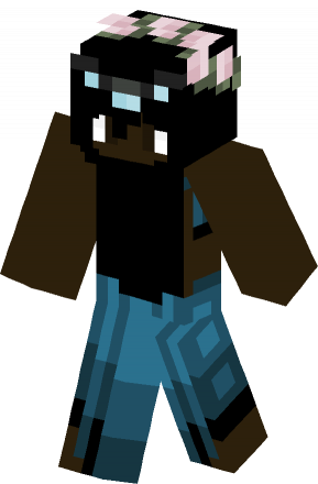The Mermaid Tanisha Creeper skin