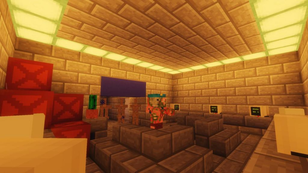 The Ultimate Thief map for Minecraft