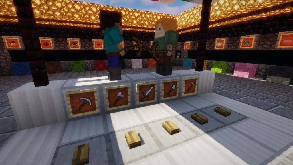 Unity resource pack for Minecraft