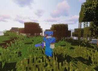 Elemental items mod for Minecraft - screenshot 1