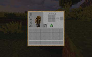 Wood and Stone GUI resource pack for Minecraft - screenshot 4