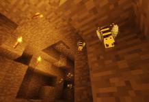 Bats be Bees resource pack for Minecraft - screenshot 4