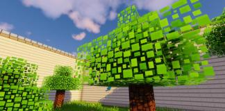 BlockPixel Java Edition resource pack for Minecraft - screenshot 1