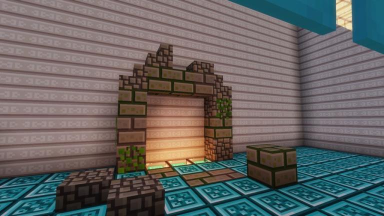 BlockPixel Java Edition resource pack for Minecraft - screenshot 4