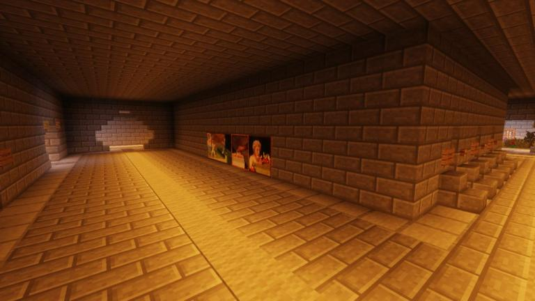 Cops and Robbers Re-Classed Desert Escape for Minecraft - screenshot 3