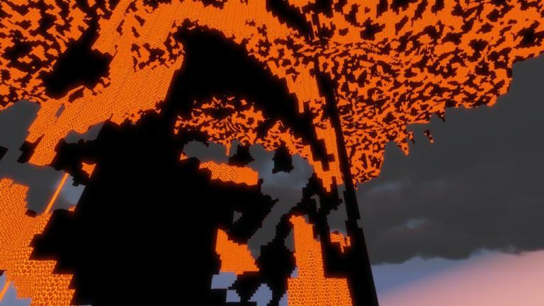 Crimson Torrent map for Minecraft - screenshot 3