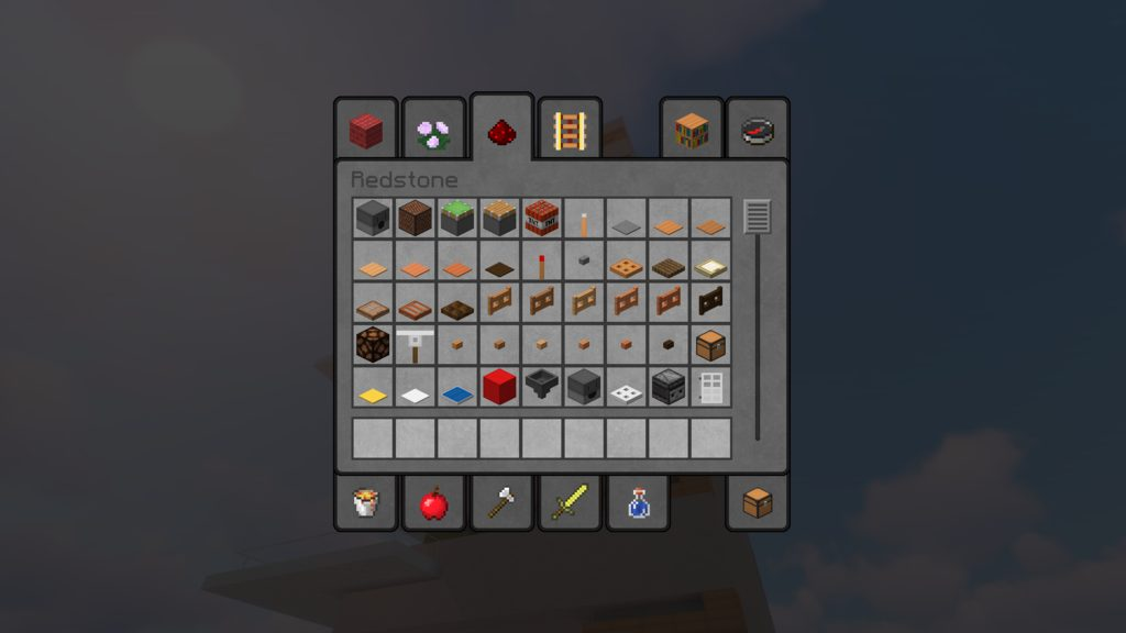 Firewolf resource pack for Minecraft - screenshot 1