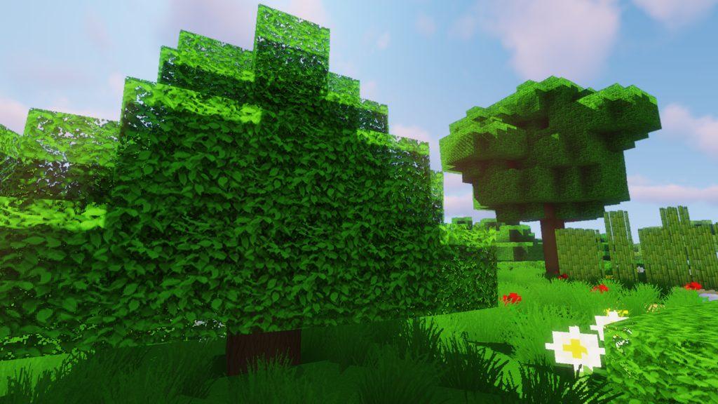 Firewolf resource pack for Minecraft - screenshot 3