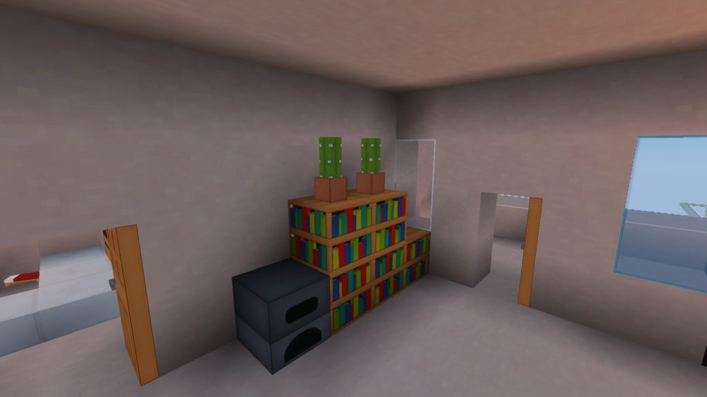 Firewolf resource pack for Minecraft - screenshot 5