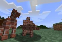 Golemist mod for Minecraft - screenshot 5